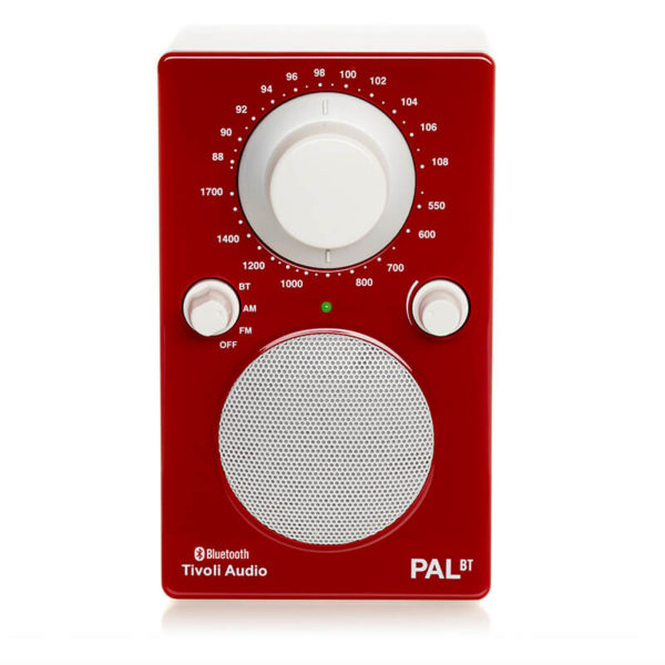 tivoli audio pal bt glossy red (4)